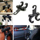 Universal Car Truck SUV Seat Back Hanger Organizer Hook Headrest Holder hot