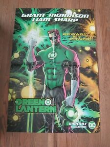 Promo-Poster-Green-Lantern-1-2019-Grant-Morrison-and-Liam-Sharp-DC-ZPO