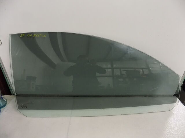 VW Beetle Door Glass Passenger Side Front Window
