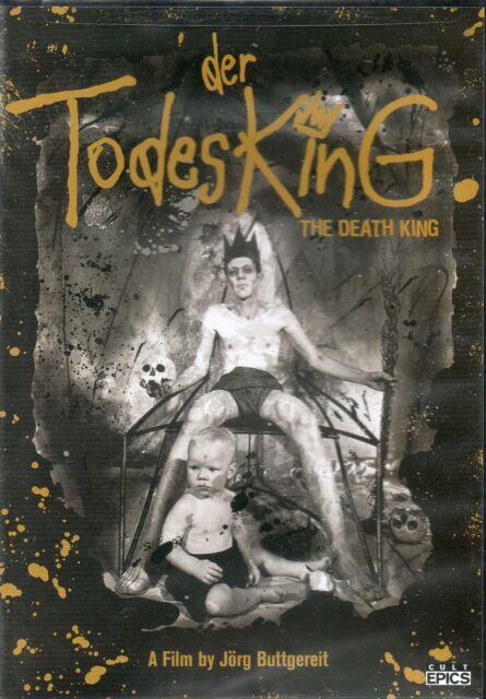 Der Todesking DVD Cult Epics Jorg Buttgereit the Death King Underground Film