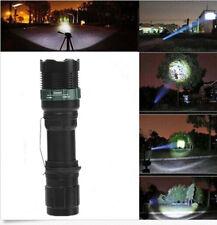 4000Lm con zoom CREE XML Q5 LED 18650 linterna antorcha luz 3 lujo útil estilo M