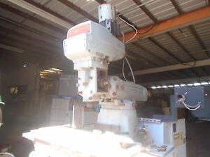 Bridgeport CNC Milling Machine Series II - ONLY Head
