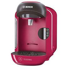 Bosch Tassimo Vivy Hot Drinks Coffee Machine Sweet Pink TAS1251GB TAS 1251 GB UK