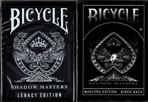 Bicycle-Ellusionist-Shadow-Masters-Original-Legacy-Combo-Playing-Cards-Magic