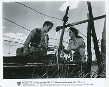 ELIZABETH TAYLOR JAMES DEAN GIANT 1956 VINTAGE PHOTO ORIGINAL #6