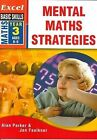 Excel Mental Maths: Strategies: Year 3 by J. Faulkner (Paperback, 2004)