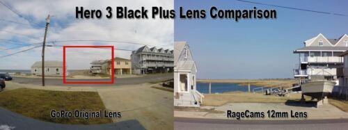 8mm Tele-Photo Optical Zoom HD Lens for Lorex LNB8005 4K Camera POE 8MP