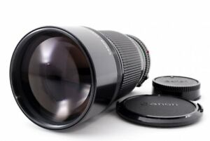[EXC+5] CANON New FD NFD 135mm f2.8 MF Telephoto Lens From