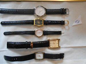 Konvolut-Uhren-an-Bastler-Sammler