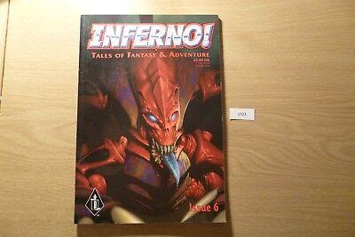 Cooperativa Gw Inferno Tales Of Fantasy & Avventura-issue 6 1998 Ref:1523-mostra Il Titolo Originale