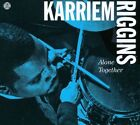 Alone Together [Digipak] by Karriem Riggins (CD, Oct-2012, Stones Throw)