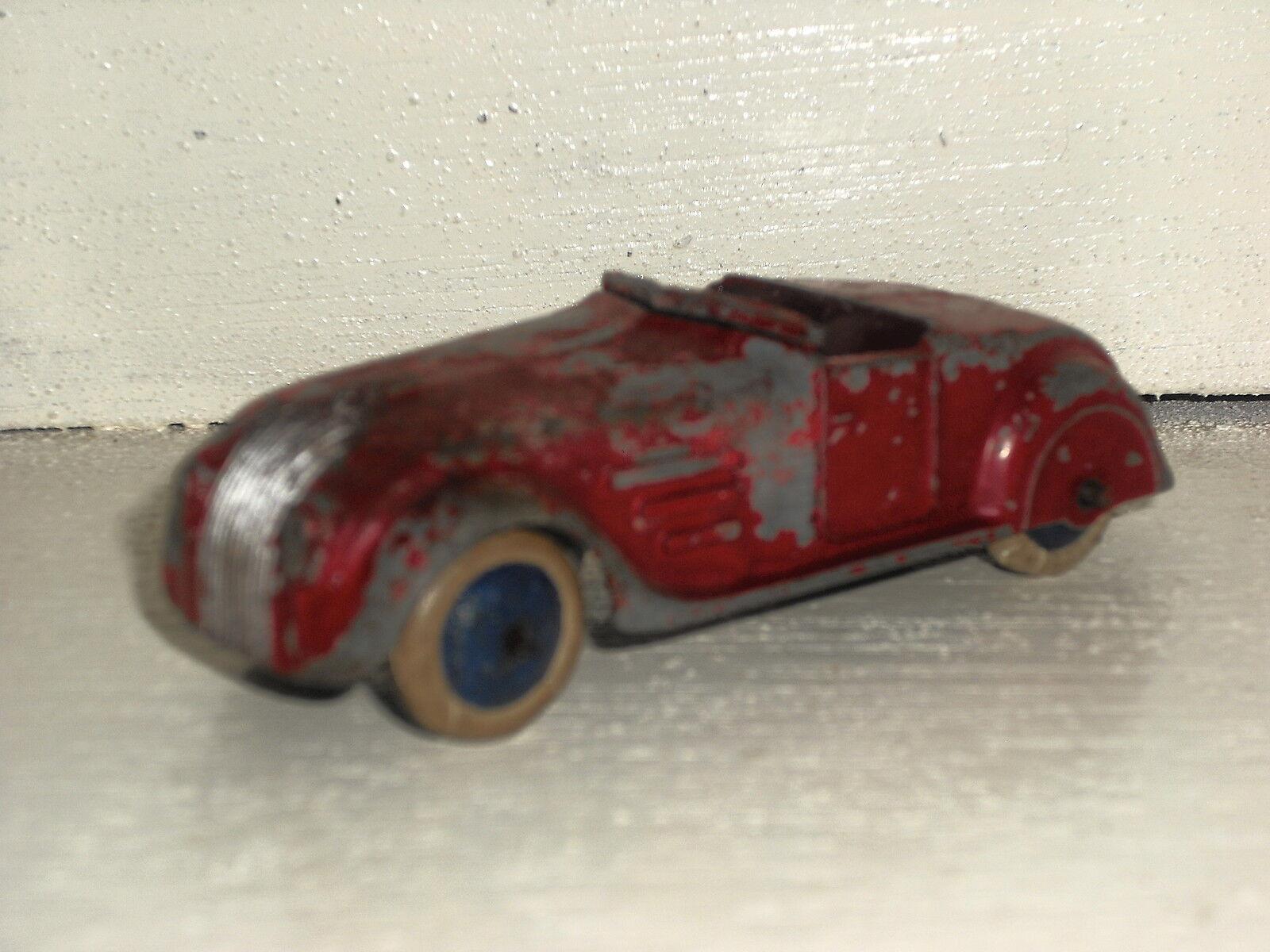 Dinky Toys pre-war 22 G Streamlined tourer