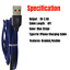 miniature 4 - 3 Pack USB Fast Charger Cable 10Ft 6Ft For iPhone 12 11 8 7 6 Plus Charging Cord