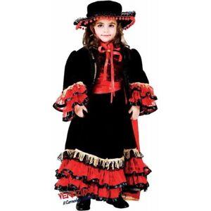 Image Is Loading Veneziano Deluxe Flamenco Ballerina Dancer Costume  Mexican Girls
