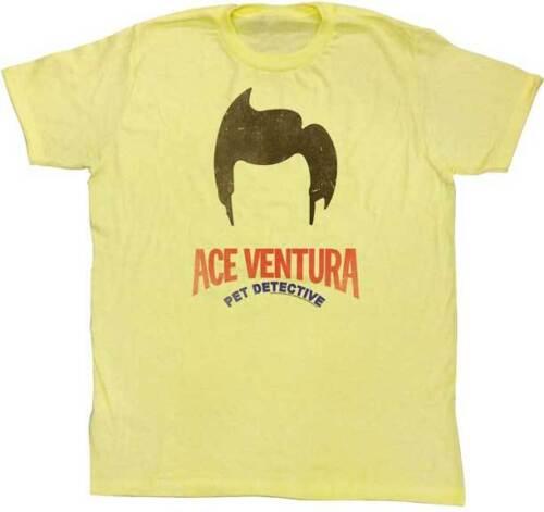 Ace Ventura Pet Detective Hair Adult T Shirt Funny