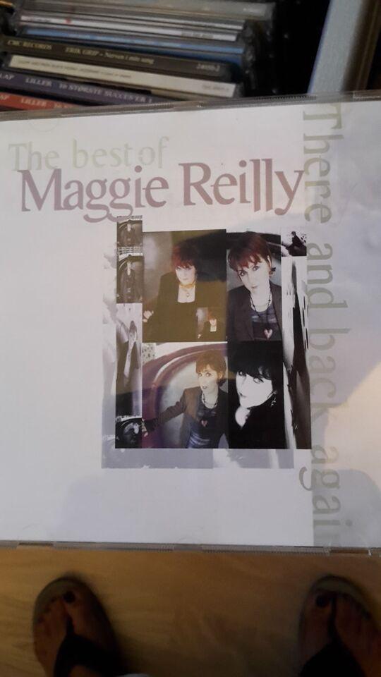 Maggie Reilly: Best of, pop