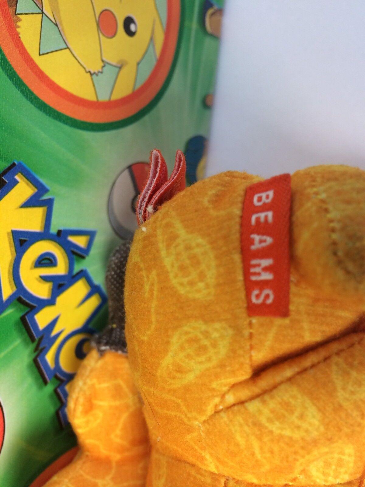 Pokemon Center Pikachu Beams Patchwork Plush 2013 2013 2013 Keychain Doll Stuffed figure 27667a