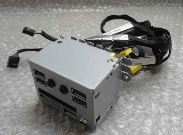 100% Kwaliteit Original Genuine Acer 07752-2m Aspire X1200 Front Audio Boxer Card Reader