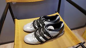 6f525aae6f4c Adidas Olympic Weightlifting Shoes Adistar 2004 US 16 Rare Crossfit ...