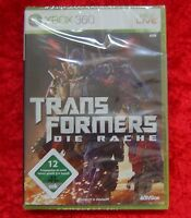 Transformers Die Rache, Xbox 360 Spiel, Neu, Deutsche Version
