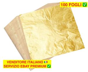 FOGLIO-ORO-FOGLIE-PER-DECORAZIONE-BRICOLAGE-FOGLI-FOGLIA-DORATA-ARTIGIANATO