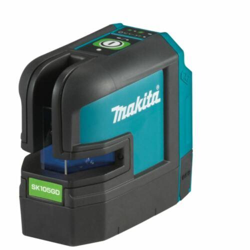 Makita Akku-Kreuz-Linienlaser grün SK105GDZ12V max.