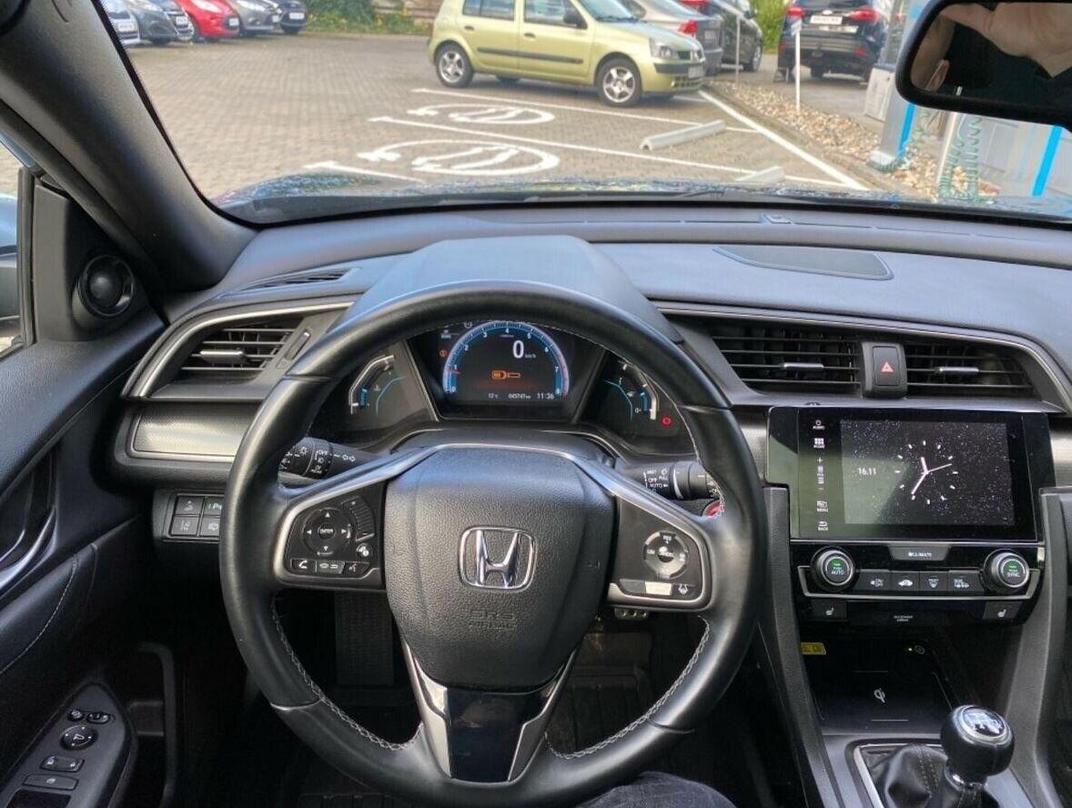 Honda Civic 1,5 VTEC Turbo Sport Prestige - billede 5