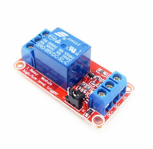 Details about 1 channel 12V Relay Module, Opto-coupler isolated, for  Arduino and MCU projects