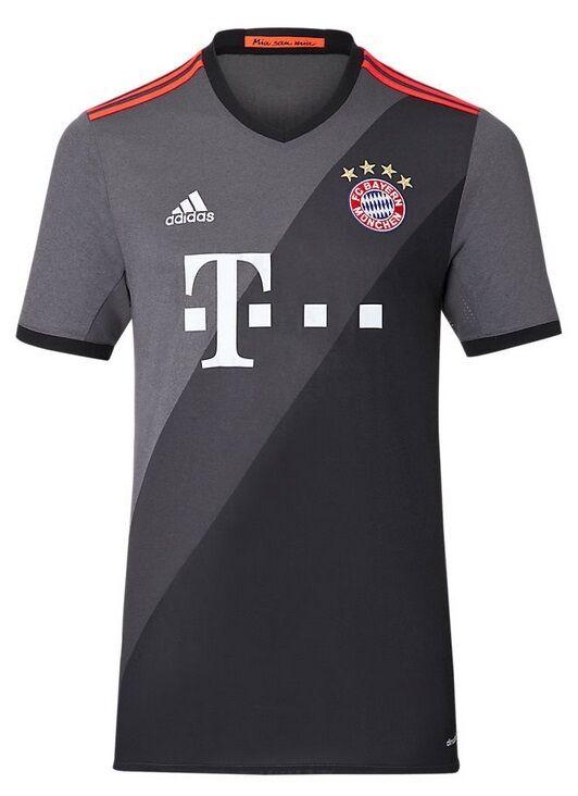 Trikot Adidas FC Bayern Bayern Bayern 2016-2017 Away - Boateng 17  FCB 7287d4