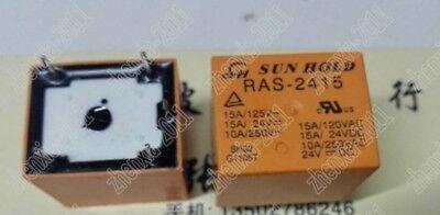 S 723 P KACO Safty Relay 24V Coil Voltage 6A KOZ-RAS-2757 RAS 24 310 S 701