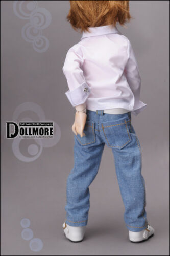 "Dollmore LT.Blue Basic Jean Pants 13/"" 35cm bjd clothes  Narsha"