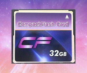 32GB Compact Flash CF Memory Card fotocamera DSLR 300x 45mb/s SPEED Maplin Pro