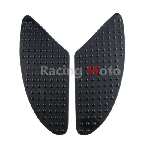 Universal Fit For Motorcycle Anti Slip Tank Pad Sticker Gas Knee Grip Traction