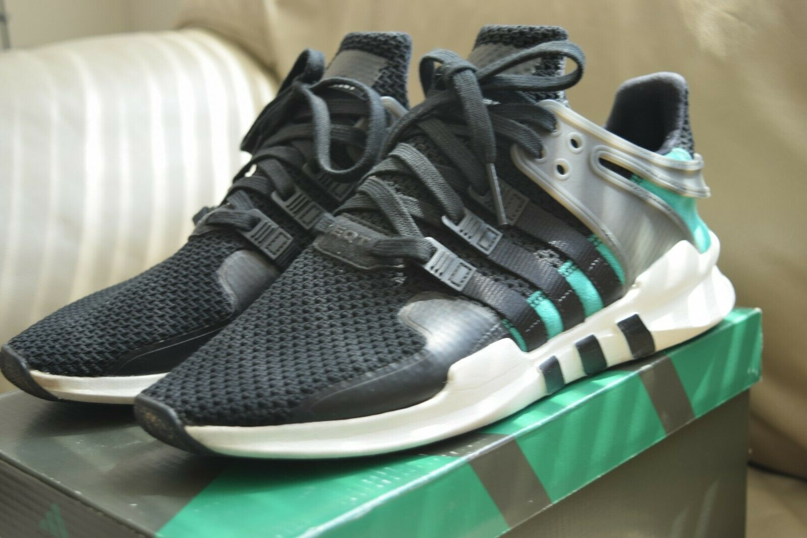 Adidas EQT Advan Support Sub Green Size 8