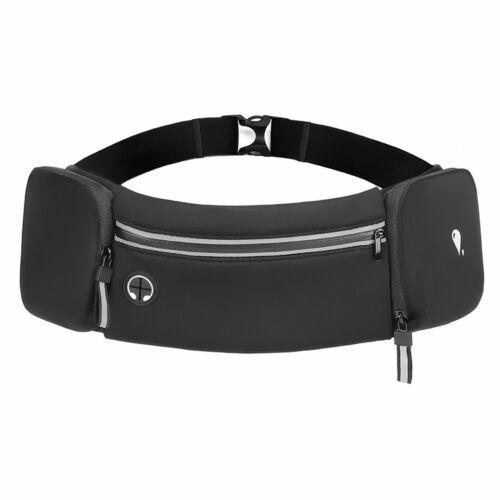 Running BeltWaist-Bum Bag with Water Bottle Holder /& Ideal for Keys /& Phone