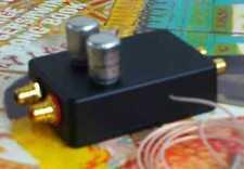 Transformadores, Step-up Transformer 1:15 para mc-fonocaptor 0,2 - 0,6 mv high-end