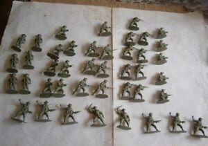 1-32airfix Australian Infantry Fanteria Ghurkas Superset British C Nuovo Pas De Frais à Tout Prix