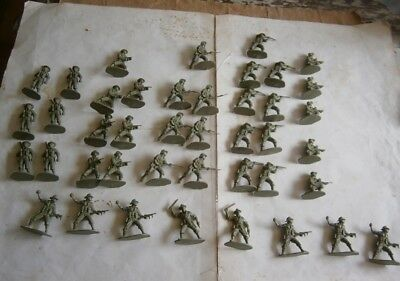 1-32airfix Australian Infantry Fanteria Ghurkas Superset Austrian C Nuovo