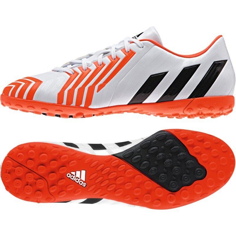 Adidas Protator Absolado Absolado Absolado Instinct TF Multinockensohle weiß schwarz rot c2d176