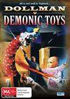 Dollman Vs Demonic Toys (DVD, 2010)