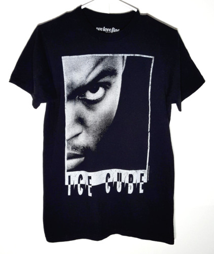 Ice Cube T-Shirt | NWA Compton Rapper Official | M