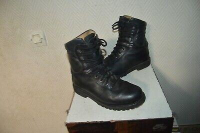 Schuh Stiefel Kampfstiefel ARGUEYROLLES Armee Francaise Größe 36 Lederstiefel  | eBay