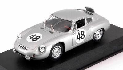 Niedrigerer Preis Mit Porsche Carrera Abarth #48 7th 12 H Sebring 1962 Gurney / Holbert 1:43 Model Rheuma Lindern