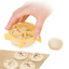 Bread-Rolls-Mold-Fan-Shaped-Pastry-Cutter-Dough-Cookie-Press-Biscuit-Stamp-Mould thumbnail 4