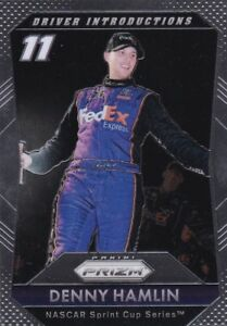 Denny-Hamlin-2016-Panini-Prizm-Racing-Driver-Introductions-74