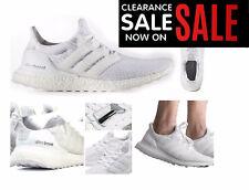 adidas ultraboost triple black cg3038 uk 9 ebay