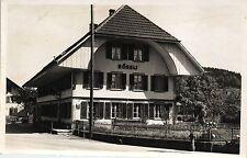 "Madiwswil, Restaurant ""Rössli"", Feldpostkarte"