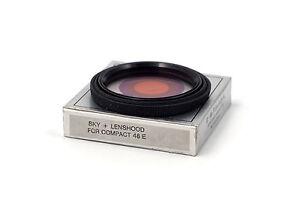 Filter-with-lenshood-B-W-48mm-Skylight-KR-1-5-1A