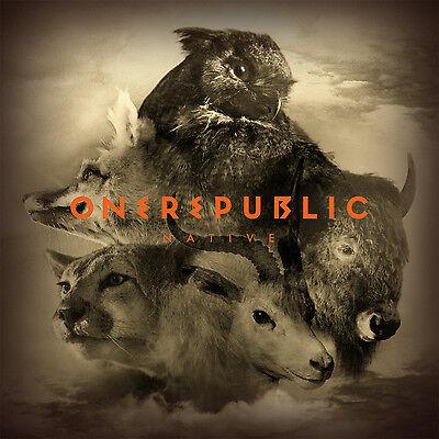 ONEREPUBLIC ( NEW SEALED CD ) NATIVE ( 19 TRACKS ) ONE REPUBLIC