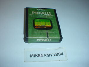 PITFALL game cartridge only for ATARI 2600 system